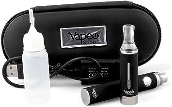 VapeoShop Cigarrillo Electrónico EVOD 900 Negro: Amazon.es: Electrónica