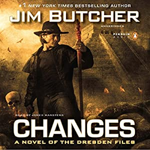 Changes: The Dresden Files, Book 12 Hörbuch