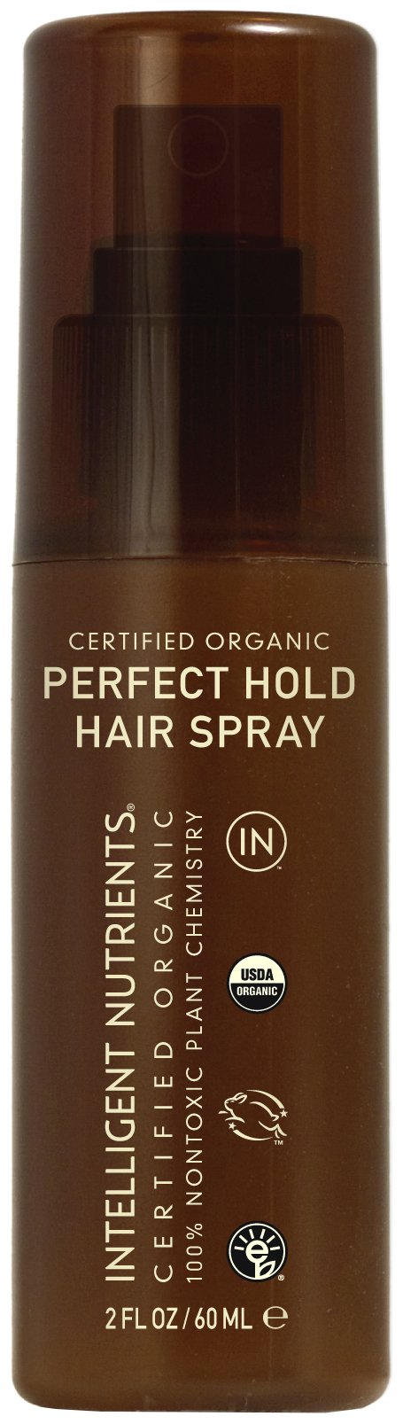 Intelligent Nutrients - Perfect Hold Hair Spray, Travel Size, 2oz