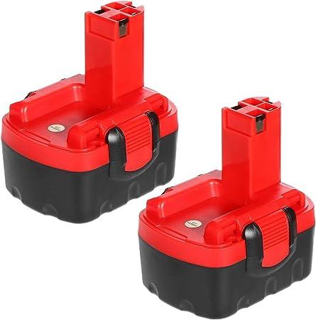 Pile Batterie pour Bosch 2607335431 2607335432 2607335465 bat038 Battery 3,0ah