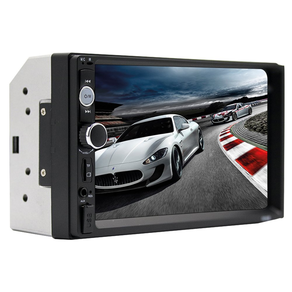 61w8XiSY7gL._SL1000_ amazon com 7 inch double din touch screen car audio stereo  at couponss.co