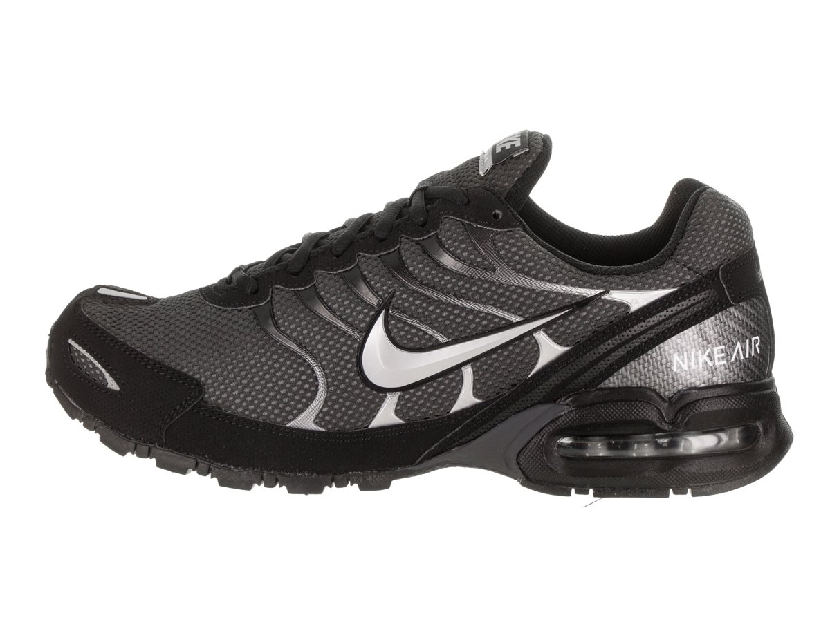 Nike Mens Air Max Torch 4 Anthracite/Metallic Silver/Black Running Shoes 7 M US by Nike (Image #2)