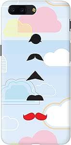 Stylizedd OnePlus 5T Slim Snap Basic Case Cover Matte Finish - Another Level Of Tash