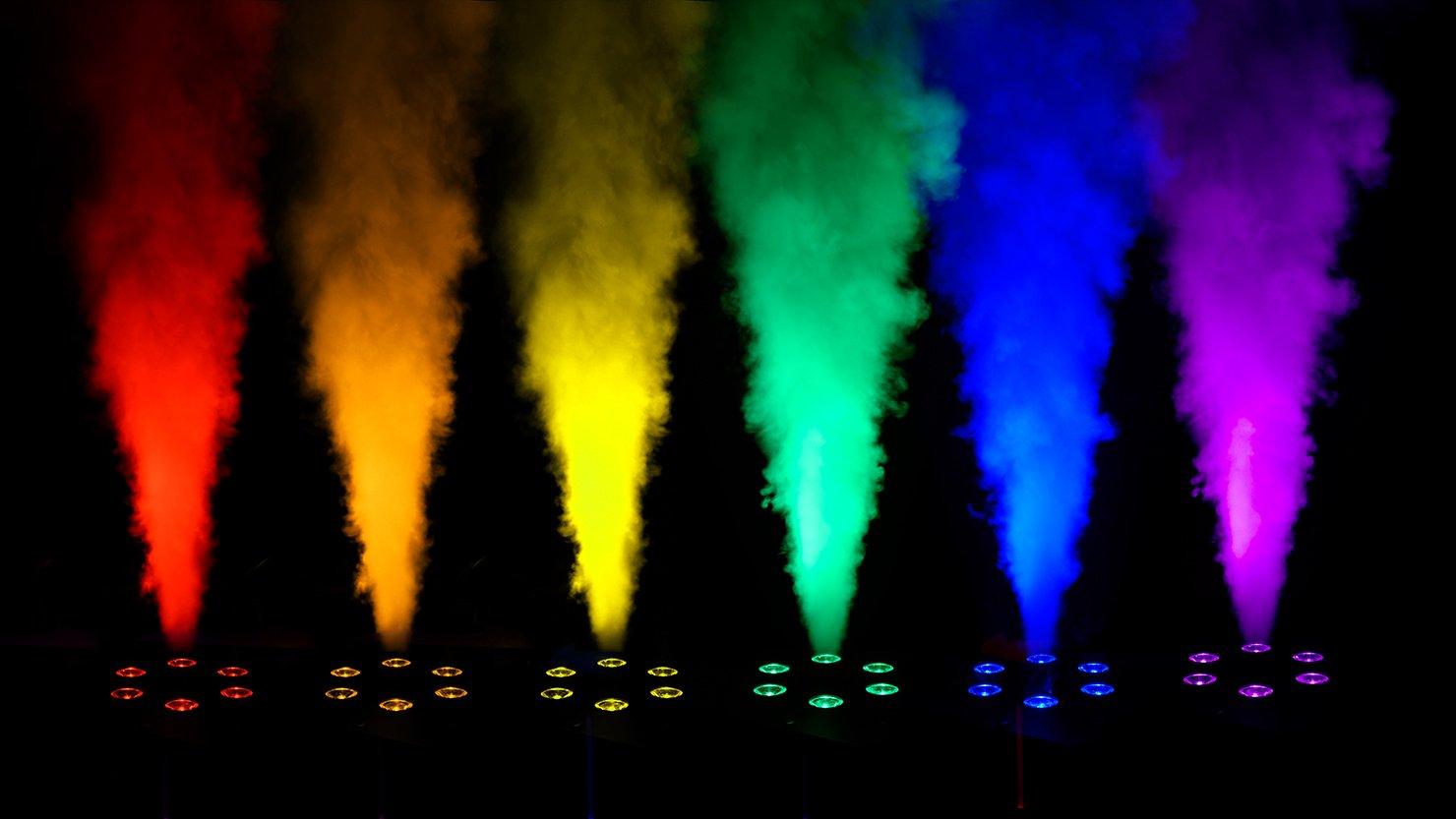 CHAUVET DJ Geyser T6 (GEYSERT6) Chauvet Lighting