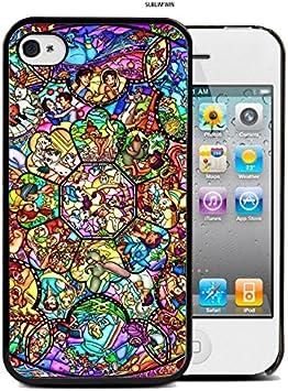 coque iphone 7 disney mosaique