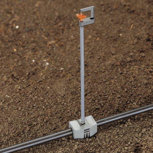 1//3 Inhalt: 3 St/ück 3 X Gardena 8328-20 Micro-Drip-System Rohrf/ührung 13 mm