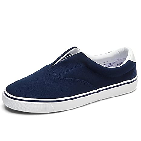 XFF Tirare indietro scarpe da uomo paio scarpe di tela ...