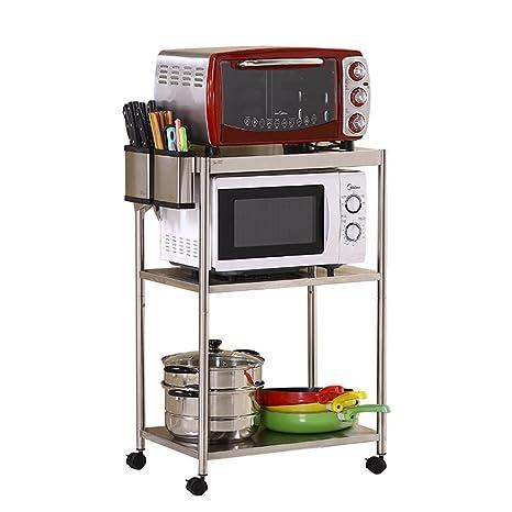 MOMO Scaffale da cucina per piano cottura in cucina multi-piano da ...