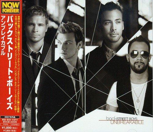 CD : Backstreet Boys - Unbreakable (Japan - Import)