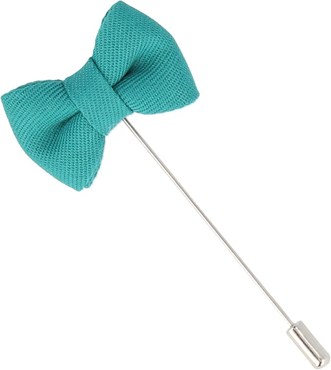 Mr Icone Solapa Botones corbata de lazo Prendedor Broche menta ...