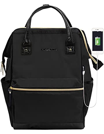 67934a7ff4 KROSER Laptop Backpack 15.6 Inch Stylish Computer Backpack School Backpack  Casual Daypack Laptop Bag Water Repellent