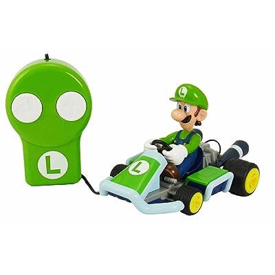 Remote control car Mario Kart 7 Luigi : Baby