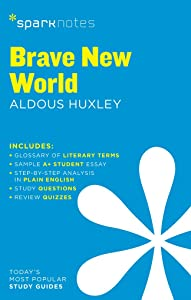 Brave New World SparkNotes Literature Guide (SparkNotes Literature Guide Series)