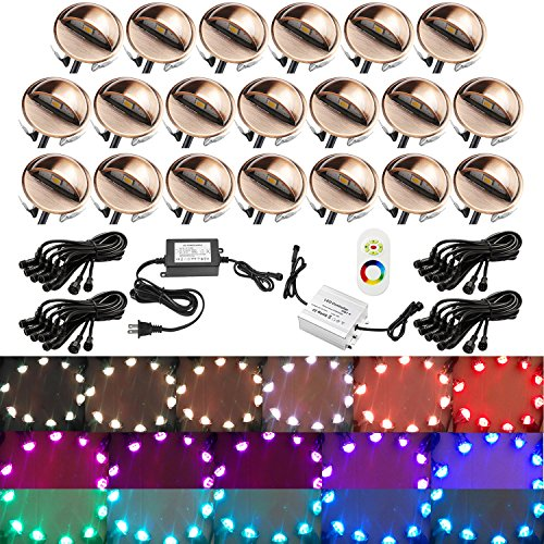 Outdoor Led Walkover Lights - 8
