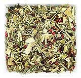 Tealyra – Cinnamon Sweet Lemon – Ginger – Lemongrass – Pineapple – Herbal Fruity Loose Leaf Tea – Wellness Balance Blood Sugar – Hot and Iced – Caffeine-Free – 112g (4-ounce)