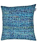 Melee Cushion Multi W/Feather Dimensions: 23.5''W x 0.5''D x 23.5''H Weight: 5 lbs