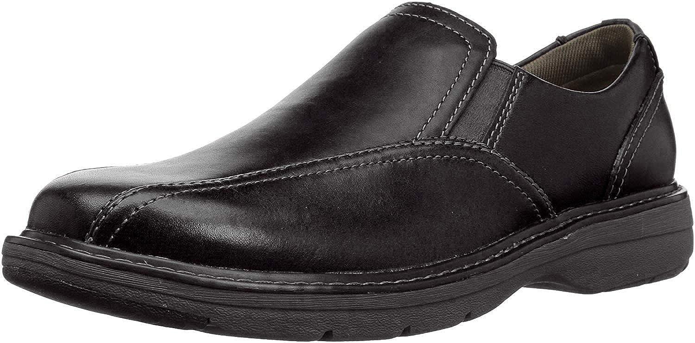 CLARKS Mens Cushox Step Slip-On Loafer