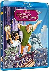 El Jorobado De Notre Dame [Blu-ray]
