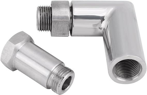 Semoic O2 Sensor Spacer Bung Catalytic Converter Fix Check Engine Light