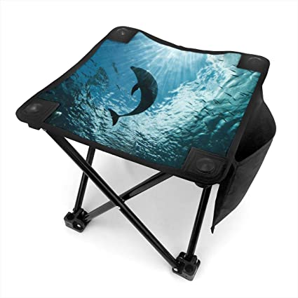 Portable Compact Lawn Chair for Beach Travel Hiking Picnic and All Outdoor Activities Portable Compact Lawn Chair for Beach Travel Hiking Picnic and All Outdoor Activities Black Nineby BOBVILLAGE Ultra-Light Folding Camping Chair
