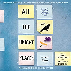 All the Bright Places Audiobook