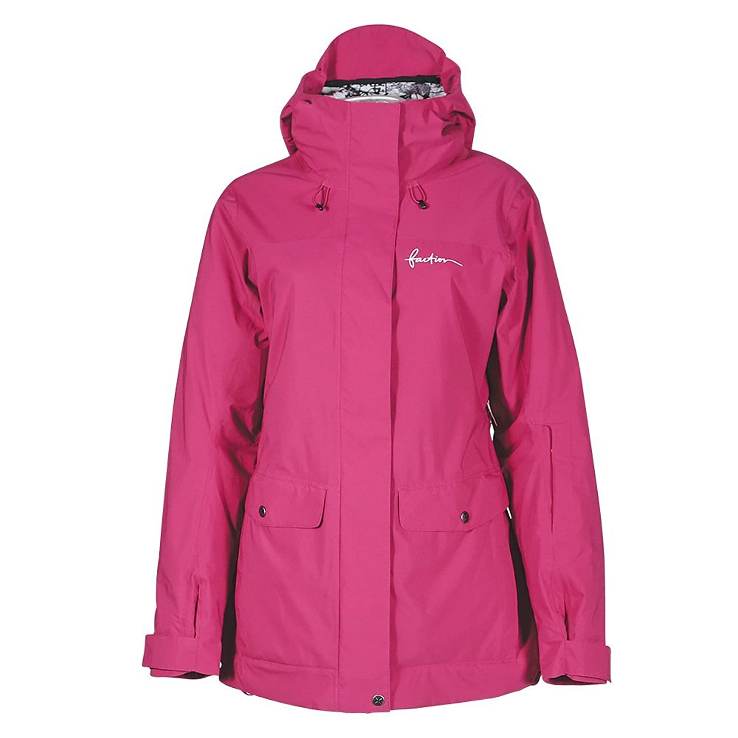Faction Womens Tinsley 2 Layer Lined Ski Jacket