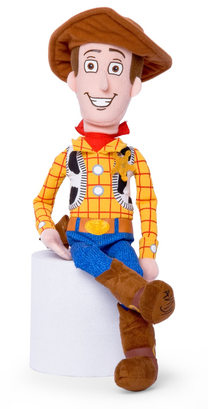 Sheriff Woody Pride 37cm Toy Story Muñeco Peluche Pelicula Disney TV  Dibujos Animados  Amazon. 48db912a377