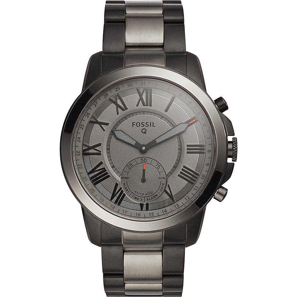 Amazon.com: Fossil Q Grant Hybrid 44mm Smartwatch ...