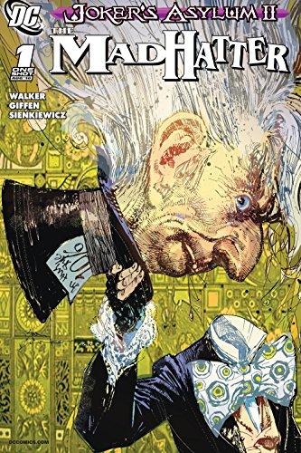 Joker's Asylum II: Mad Hatter (2010-) #1