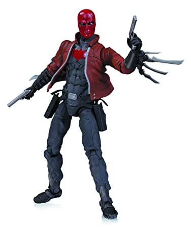 Amazon dc collectibles dc comics new 52 red hood action dc collectibles dc comics new 52 red hood action figure sciox Images