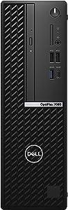 Dell OptiPlex 7000 7080 Desktop Computer - Intel Core i5 10th Gen i5-10500 Hexa-core (6 Core) 3.1GHz - 16GB RAM DDR4 SDRAM - 512GB SSD - Small Form Factor