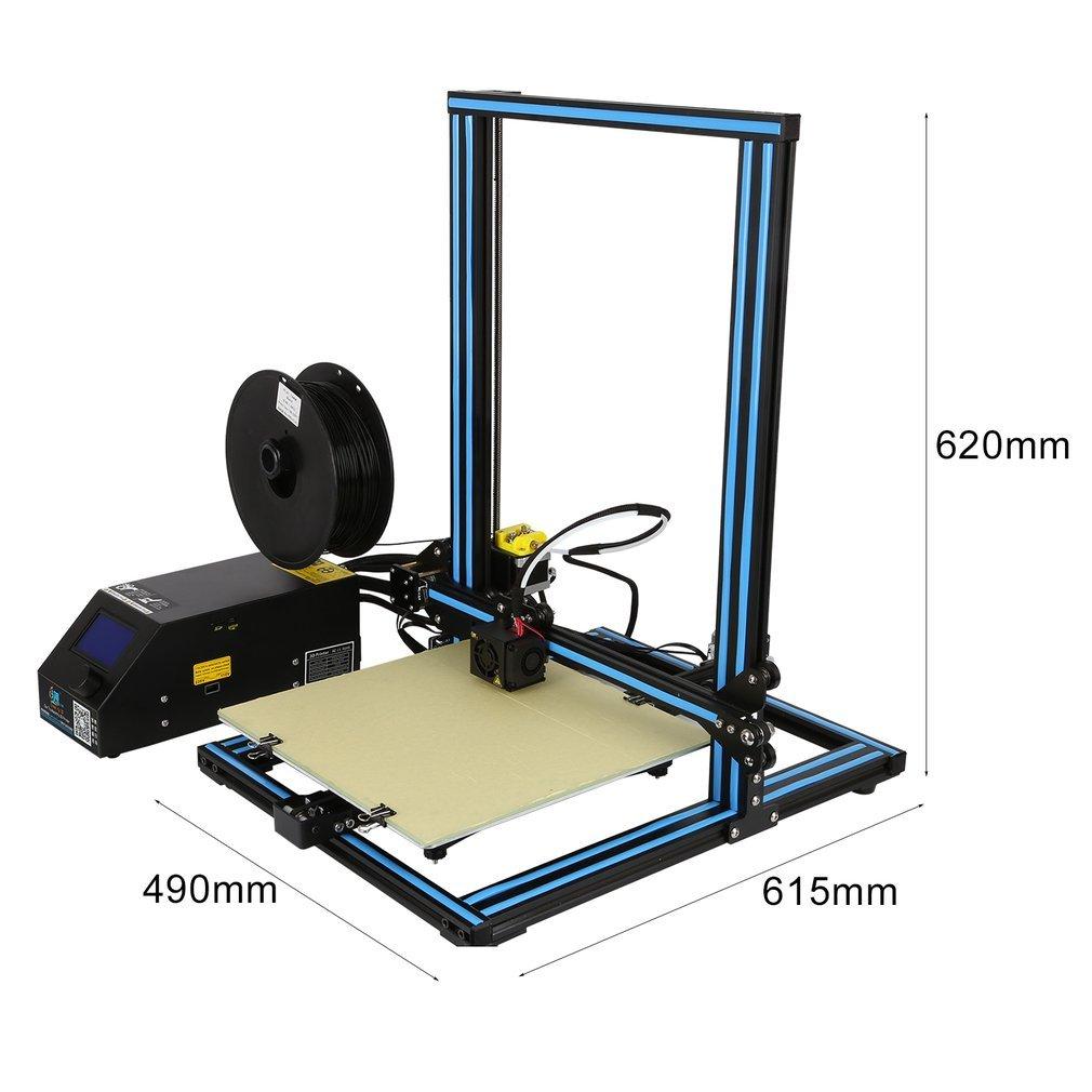 Creality CR-10 Impresora 3d DIY La Impresión del Grado ...