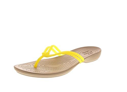 5e2cdb949079 Crocs Women s Isabella Flip Flop  Crocs  Amazon.ca  Shoes   Handbags