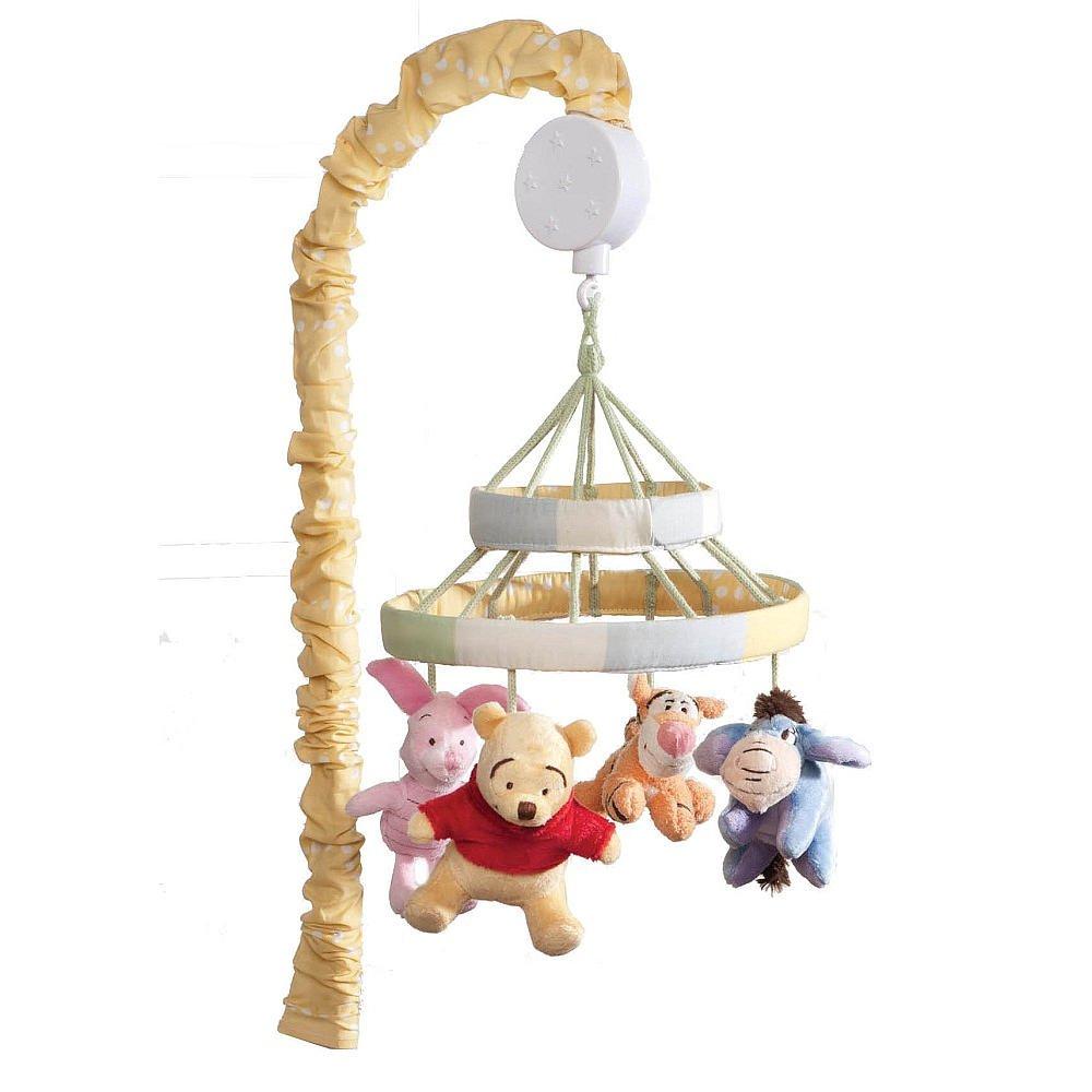 Amazon Com Disney Baby Peeking Pooh Amp Friends 7 Piece