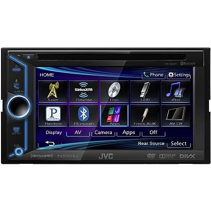 61w8vd0qvAL._SX425_ amazon com jvc kw v20bt 6 inch display multimedia receiver car jvc kw v20bt wiring diagram at soozxer.org