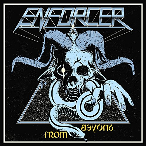 Enforcer: From Beyond (Audio CD)