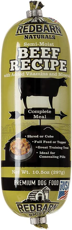 Redbarn 10.5oz Beef Roll for Dogs (1-Count)