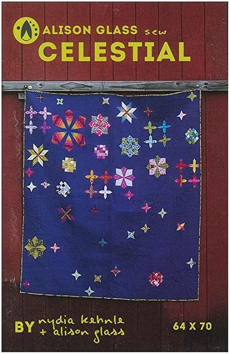 Celestial Quilt Pattern by Alison Glass