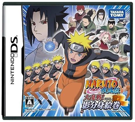 NARUTO-Naruto -! Shippuden battle royal kagebunshin Emaki benefits ...