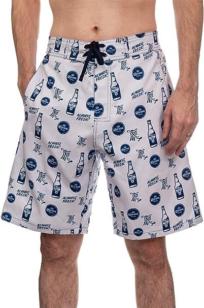 VARIETY NEW Nautica Men/'s Graphic Print Swim Board Shorts