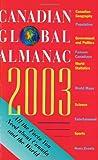Canadian Global Almanac 2003, , 0470832266