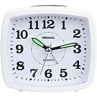 REN Deal Despertador Analógico de Viaje,Reloj de Alarma