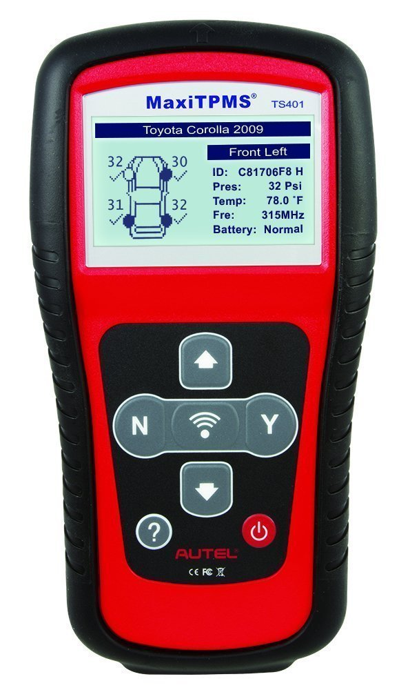 Autel TS401 MaxiTPMS Activation Tool with MX-sensor Programming Service