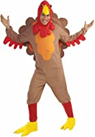 Forum Novelties Adult Fleece Turkey Costume