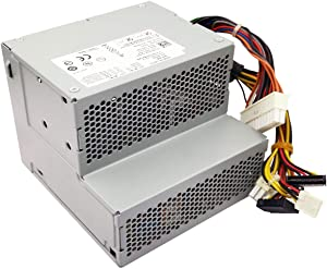 280W L280P-01 Desktop Power Supply for Dell Optiplex GX520 GX620 740 745 755 210L 320 330/Dimension C521 3100C GX280 MH596 MH595 RT490 NH429 AA24100L D280P-00 H280P-00 H280P-01 L280P-0