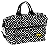 NCAA Iowa Hawkeyes Adult Expandable Tote