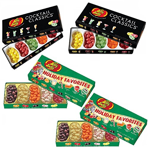 Specialty Creations Jelly Belly Gift Set - Holiday Faves & C