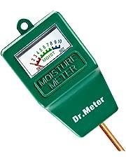 [Soil Moisture Meter] Dr.meter Hygrometer Moisture Sensor for Garden, Farm, Lawn Plants Indoor & Outdoor