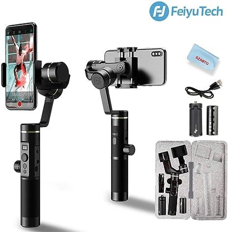FeiyuTech SPG 2 - Estabilizador de 3 Ejes para Smartphone iPhone ...