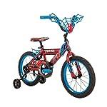 Huffy Bicicleta Spider-Man R16 para Niño